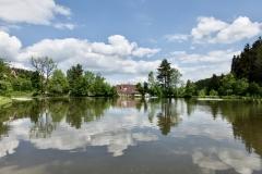 Chánů rybník, Vlachovo Březí