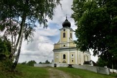 Kostel v Lštění